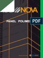 Isonova- Panel Polimero 2014