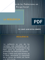 Clase 7 Resiliencia