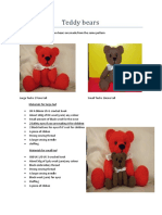 Teddy Bears 2