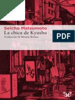 Matsumoto, Seicho - La Chica de Kyushu [40391] (r1.0)