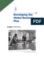 Best Guidance_developing Global Business Plan
