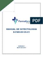 D FAR GV 01 Inyectologia