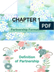 CHAPTER 1 Advanced Acctg