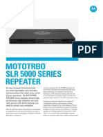 Repeater Mototrbo SLR5000 Series, Motorola SLR5300