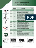 Greenlee Catalogo Herramientas Electricas