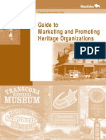 Heritage Guide to Marketing