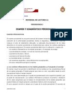 Examen y Diagnostico Periodontal