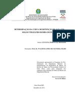 DISSERTAÇÃO_DeterminaçãoCurvaRetenção