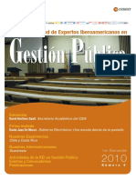 Revista Gestion Publica Nº 06