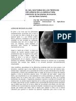 La Luna y La Agricultura