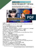 IOE Lop 7 - Vong Huyen2