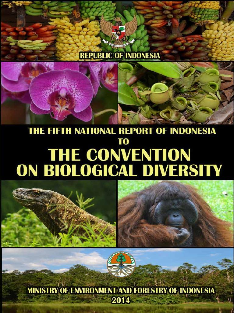 Strategi konservasi keanekaragaman hayati regional