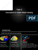 Innovation in Indian Retail