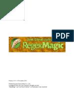 Reg Ex Magic