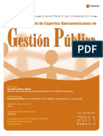 Revista Gestion Publica Nº 08