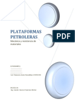 PLATAFORMAS PETROLERAS RDM