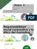 Presentación Responsabilidad social empresarial