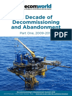 +A Decade of Decom