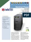 Riello Sentinel Power Spt Spw