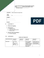 Contoh Rca (Routh Causa Analysis)