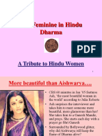 Roles of Hindu Women