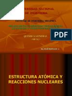 1-Estructura Atomica Y Reaccion Nuclear