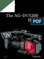 AG-DVX200 Handbook e