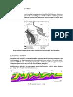 Geologia de La Cuenca Subandina sur de Bolivia