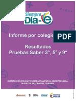 Informe Por Colegio