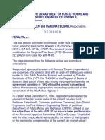 Ran DPWH vs Tecson (1)