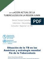 Situacin Actual Tuberculosis-dr Daniel Yumpo