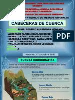 Exposición de Cabecera de Cuenca 27 de Octubre