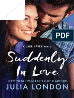 Suddenly in Love (Lake Haven #1) by Julia London