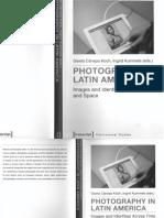 Cánepa Koch, Gisela e Ingrid Kummels (eds.). Photography in Latin America