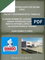 BIMBO Caso de Exito