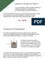 Tema 1 - Mecanica de Fluidos