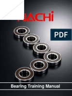 Nachi Bearings Training manual