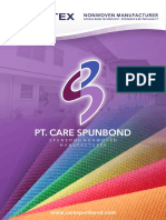 SpunTEX Profile PT Care Spunbond