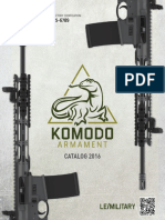 Komodo Armament Products