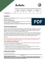 Vw.tb.01!08!21 Software Version Management