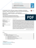A systematic review and meta-Analysis of SWARA and WASPAS methods