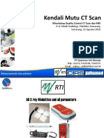 Quality Control CT