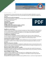 Logística de Negocios  resumen capitulo 7 logistica y cadena de suministros
