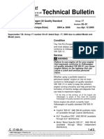 Vw.tb.17!05!01 Engine Oil, Volkswagen Oil Quality Standard 505-01