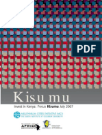 Kisumu Investment Guide '07