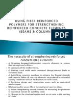 Using Fiber Reinforced Polymers