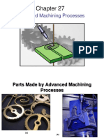 Chapter 27 Advanced Machining Processes1