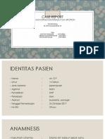 Case Report. Ulkus Kornea Pptx