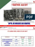 Dpto. de Moldes Presentacion JULIO 2017