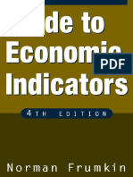 [Econ, Econometrics] -- Guide to Economic Indicators [4Th Ed]